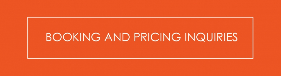 Booking and Pricing Button
