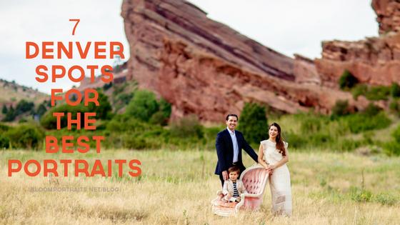 the 7 best places for portraits in denver denver photographer
