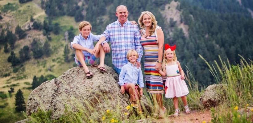 Boulder Family Portrait