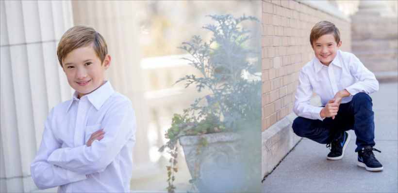 Fall Children Photography